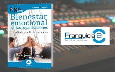El 'GuíaBurros: Bienestar emocional en la empresa' en Franquicia2