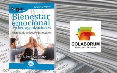Colaborum.info ha reseñado este libro sobre bienestar en las organizaciones